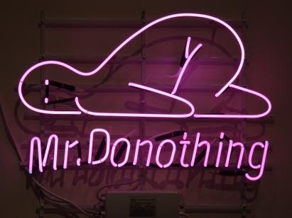 Mr. Donothing