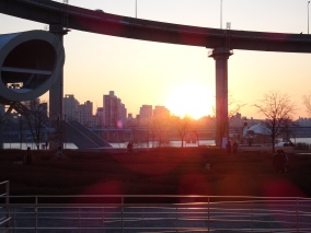 Sunset @ Ttukseom Park