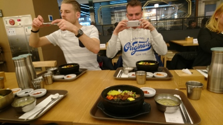 Everyone taking pics of their food xD